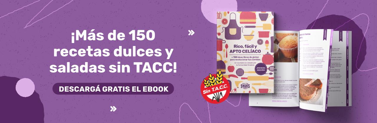 150 recetas sin tacc